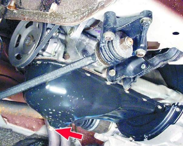 Фото №13 - течёт масло из коробки передач ВАЗ 2110