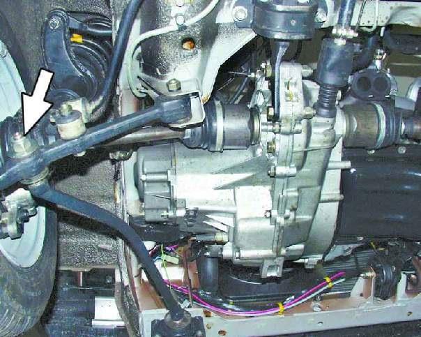 Фото №16 - течёт масло из коробки передач ВАЗ 2110